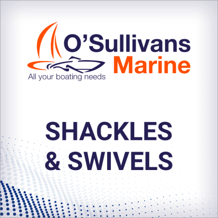 Shackles and Swivels