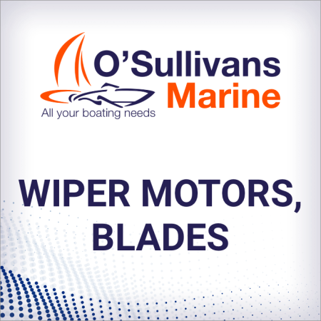 Wiper Motors, Blades and Accessories