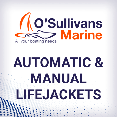 Automatic and Manual Lifejackets