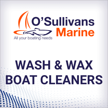 Wash & Wax Boat Cleaners