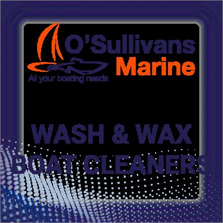 Wash & Wax Boat Cleaners