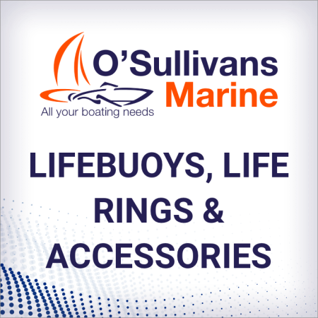 Lifebuoys, Life Rings and Accessories