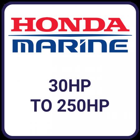 Honda 30hp to 250hp