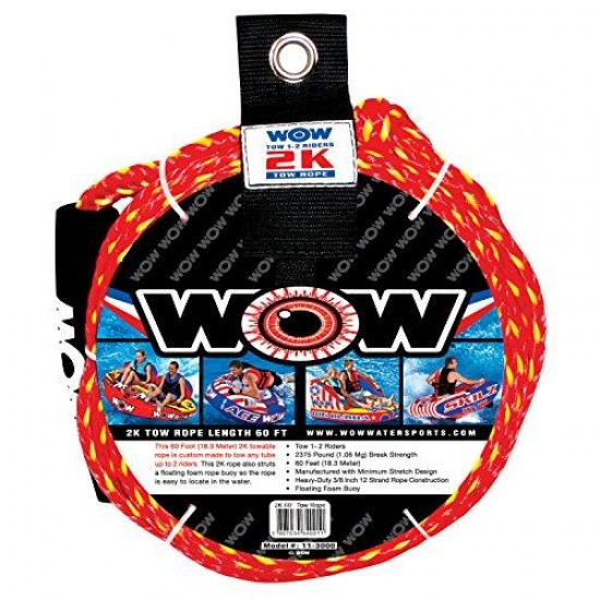 WOW Tow Rope 2k