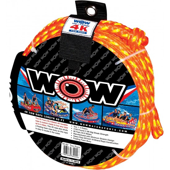 WOW Tow Rope 4k