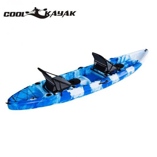 Cool Kayak Oceanus 2.5 seater Sit on
