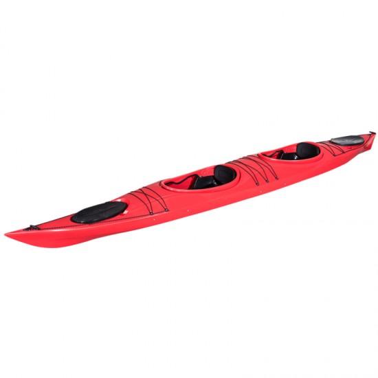 Cool Kayak Rapier II Double sea touring kayak Sit in