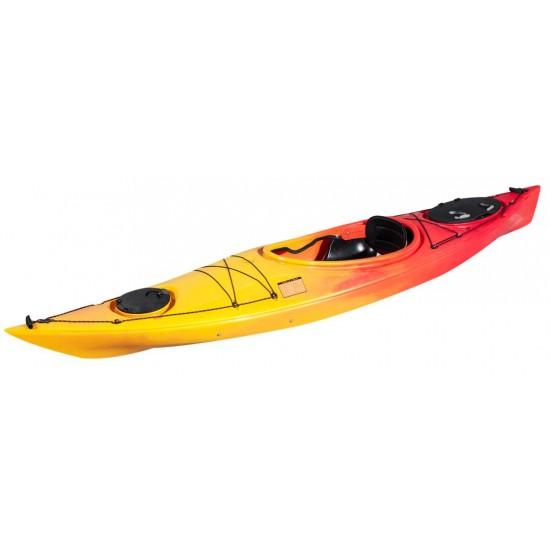 Cool Kayak Swift sea touring kayak Sit in