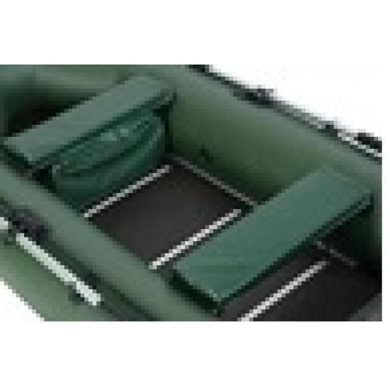 Gladiator Underseat bag grey 90cm