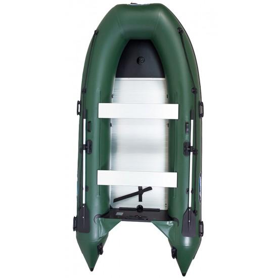 Gladiator Inflatable Boat B370AL Aluminium Floor