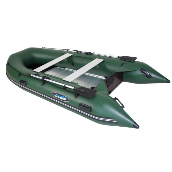 Gladiator Inflatable Boat C370AL Aluminium Floor