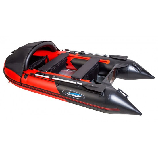 Gladiator Inflatable Boat C330AL Aluminium Floor