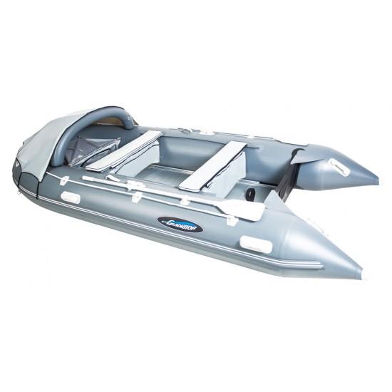 Gladiator Inflatable Boat C420AL Aluminium Floor