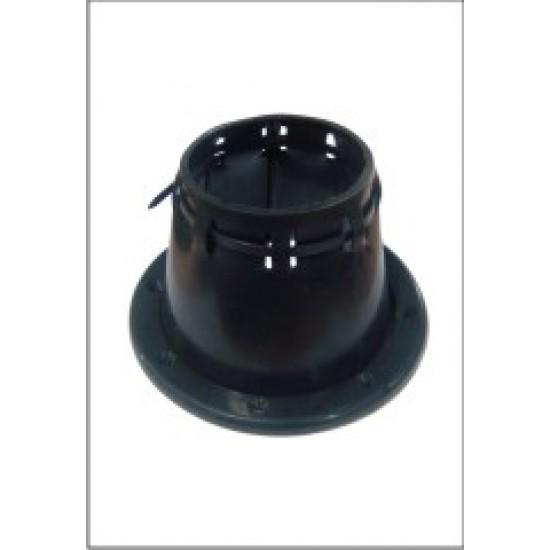 Multiflex Steering Grommet, black GR1606B