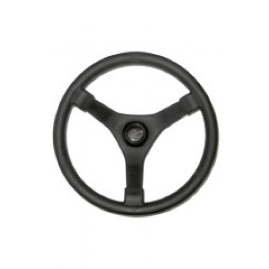 Steering Wheel Multiflex Theta, black LM-W-7B