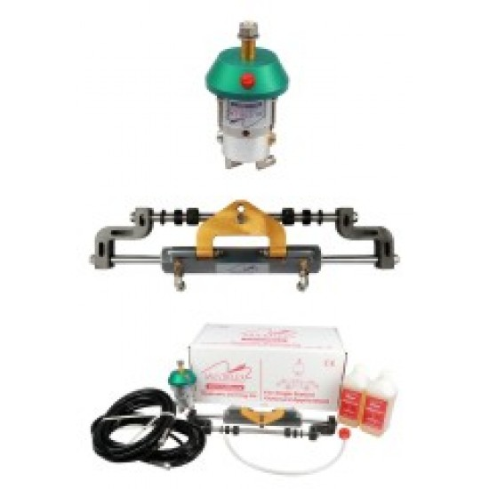 Multiflex Hydraulic Steering Kit up to 175HP