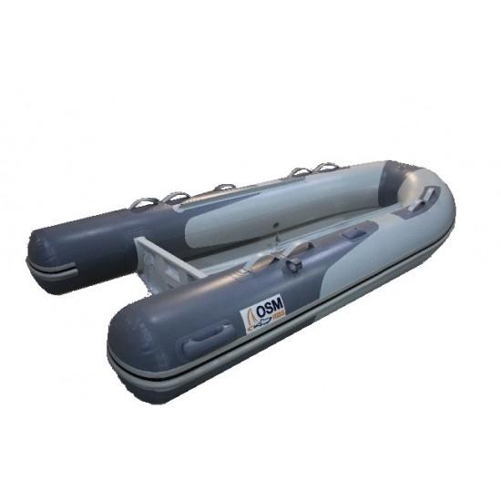 OSM 310R AL 'ECO' RIB Aluminium Hull
