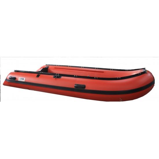 OSM 420i AL 'ECO' Inflatable with Aluminium Floor