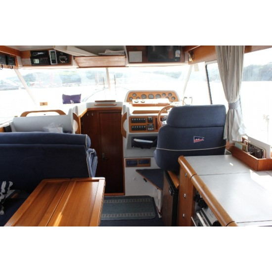 Nimbus 310 Coupe 'Blue Marlin'  5 Berth Cabin Cruiser fully kitted out