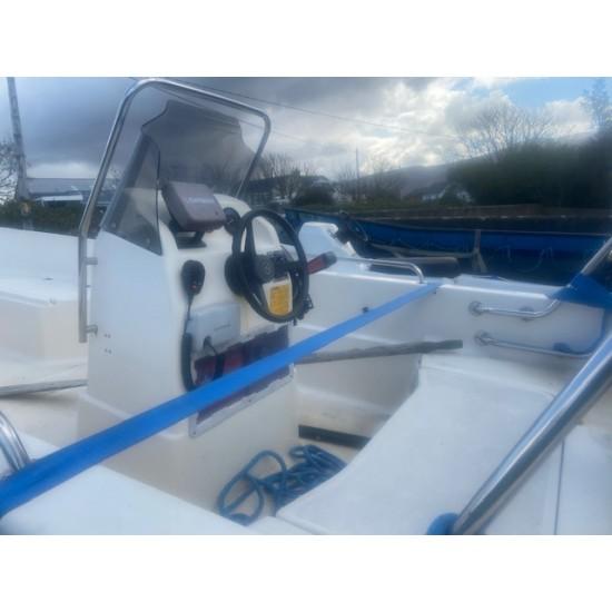 Poseidon 550 Powerboat