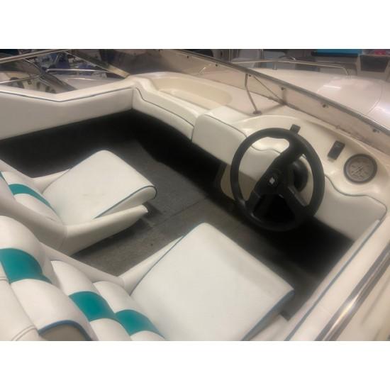 Plancraft Sigma 150 Green 15' Powerboat