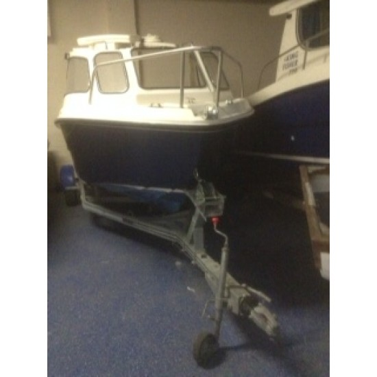 OSM 550, Striker 18, (2001) with Trailer & many extras **SOLD**