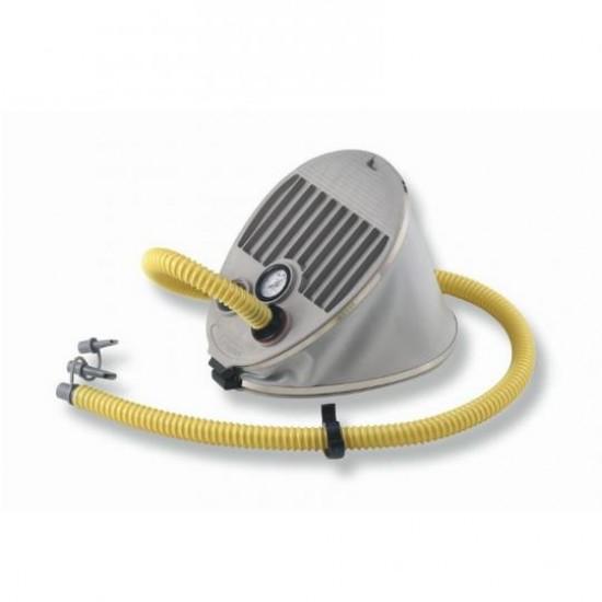 Bravo 7M Professional Foot Pump (28x21x16) Built in Pressure Gauge