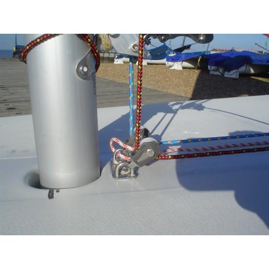 Barton Laser Replica Mast base assembly