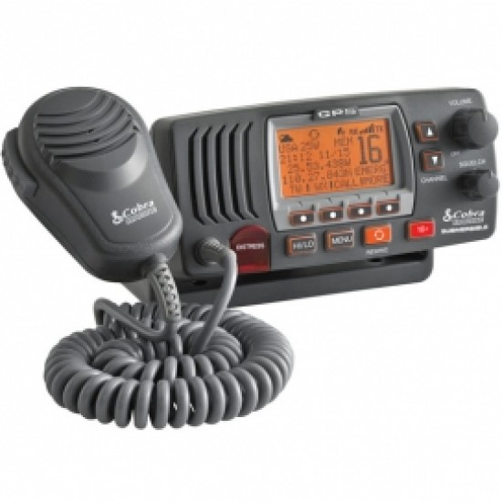 Cobra F77 Fixed VHF Marine Radio