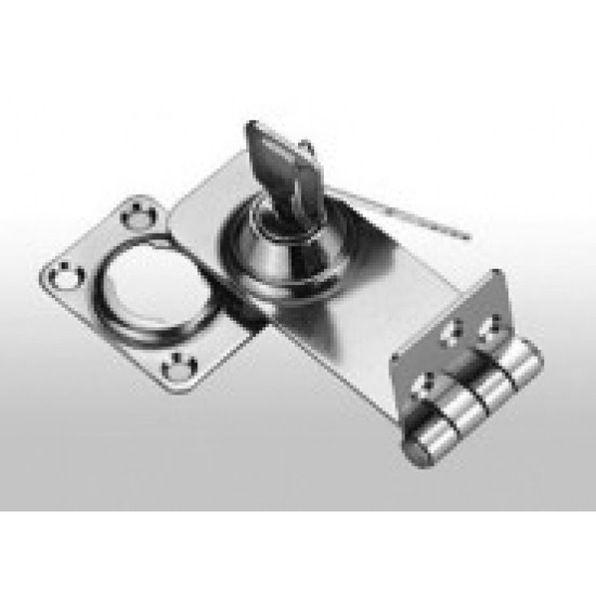 Locking hasp, L.77mm, w.30mm
