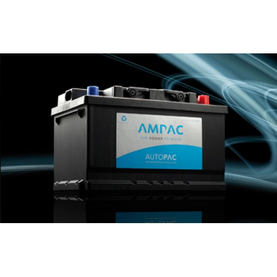 Ampac 678 75amp Leisure Battery
