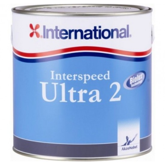 INTERNATIONAL INTERSPEED ULTRA 2 RED 750ML