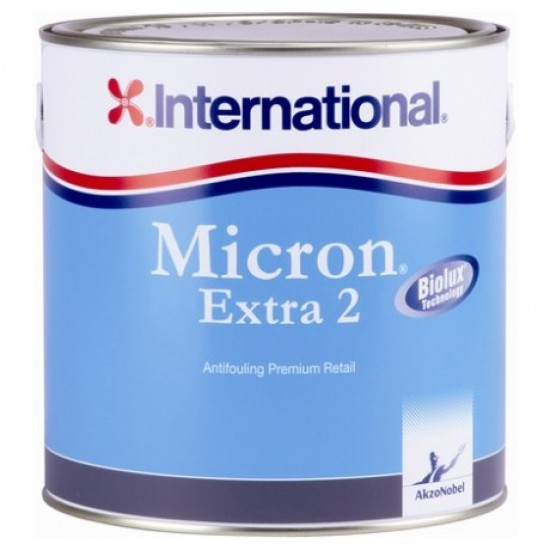 INTERNATIONAL MICRON EXTRA 300 750ML, Red, Navy, Blue, Dover White, Black