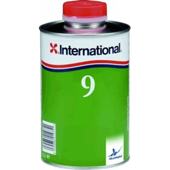 INTERNATIONAL NO.9 THINNERS 1LT