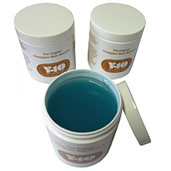 Y10 Fibreglass Stain Remover 340g