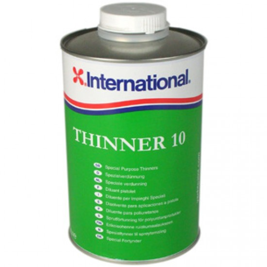 INTERNATIONAL NO.10 THINNERS 1LT