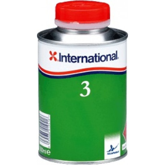 INTERNATIONAL NO.3 THINNERS 500ML