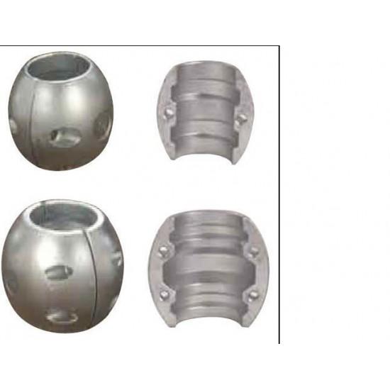 25mm Zinc Shaft anode