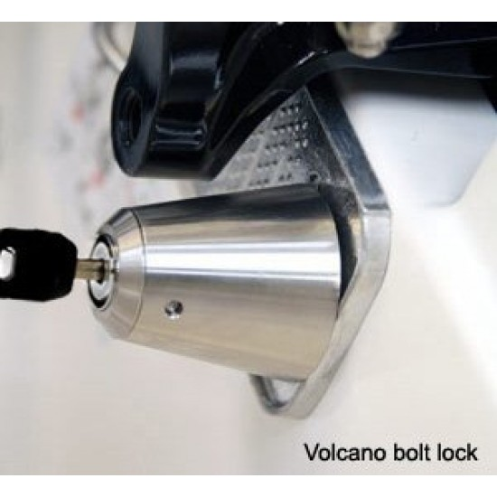 Engine Lock Outboards Volcano Motorloc INSURANCE APPROVED