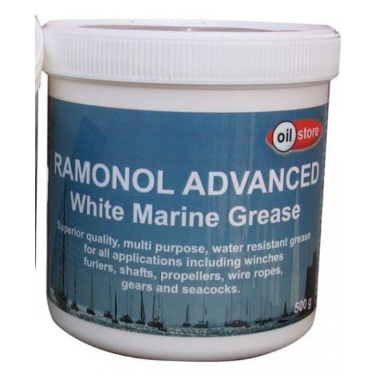 Ramonol Advanced White Grease 500g Tub