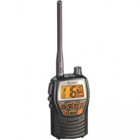 Cobra HH125 Handheld VHF Marine Radio