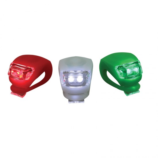 Navigation Light Flexy emergency set of 3