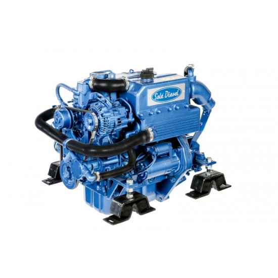 Sole Mini-33 Diesel Inboard Engine with TMC-40 Gearbox