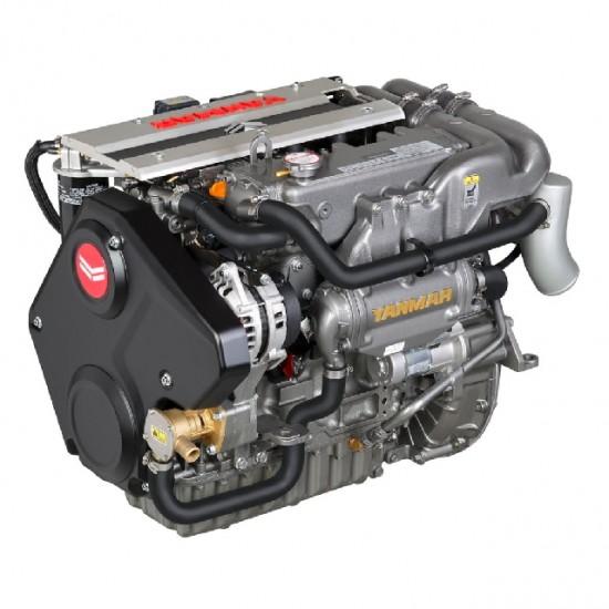 Yanmar 4JH80 Marine diesel engine