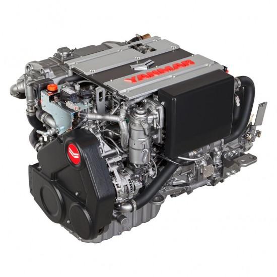Yanmar 4JLV195 Marine diesel engine