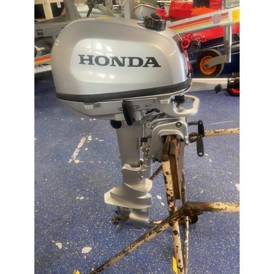 Honda 6HP Short Shaft Pre owned Outboard Motor