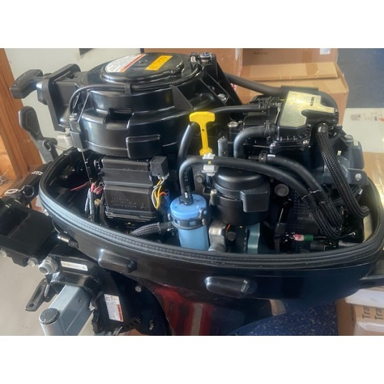 Suzuki 15HP Long Shaft Pre owned Outboard Motor 2020