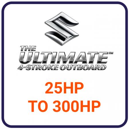 Suzuki 25HP to 300HP