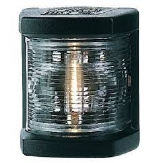 Navigation Light Masthead , Classic LED 12, 225°, 12-24v (Black housing)