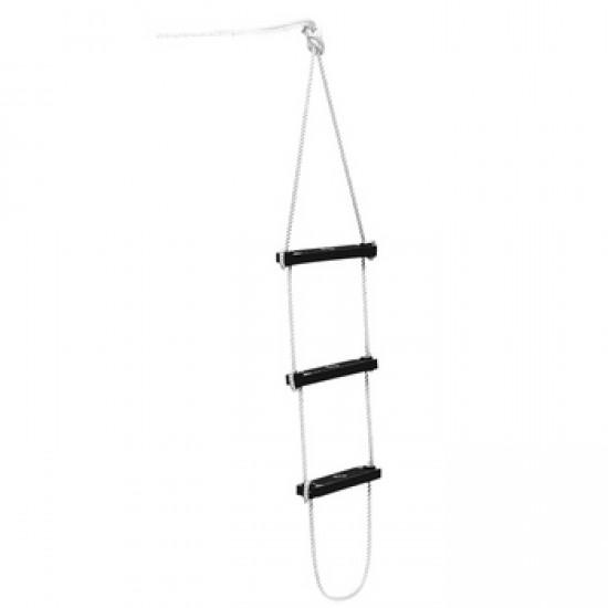 3 Step Rope Boarding Ladder